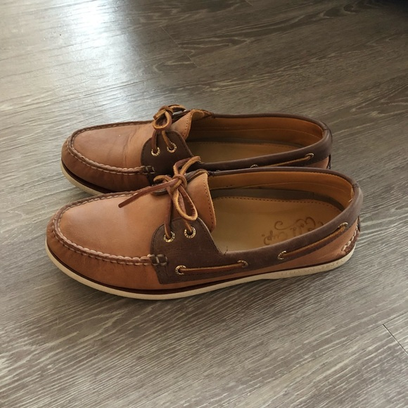 Gold Cup Ao Boat Shoes